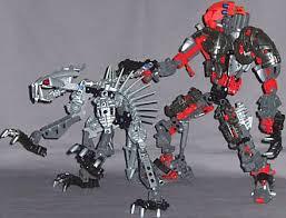 bionicle maxilos