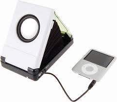 foldable speakers