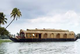 house boats of kerala