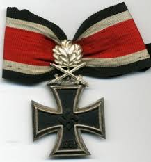 iron cross sword