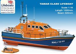 lifeboat model