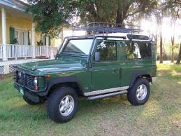2 door land rover