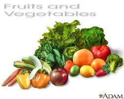 images of fruits and vegetables