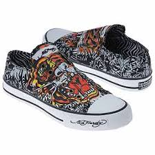 ed hardy shoes tiger