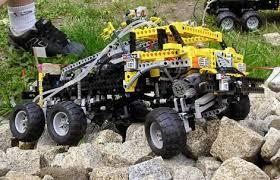 lego technics truck