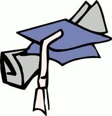 clipart of graduation