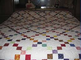 irish chain quilt patterns