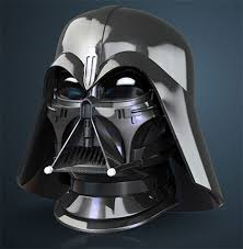 darth helmet