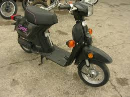 1986 honda spree scooter