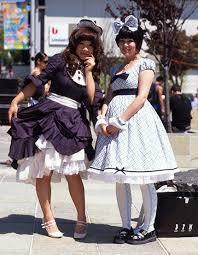 cute japanese dresses