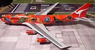 model airline