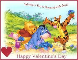 pooh valentines