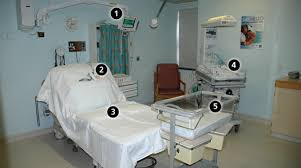 delivery room equipment
