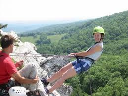 climbing gunks