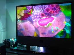 projection screen television