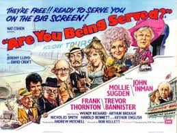 are you being served the movie