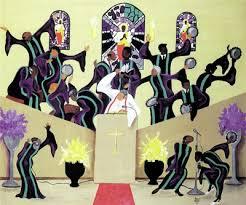gospel choir clip art