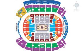 acc seating plan