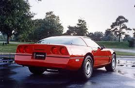 1984 corvette c4