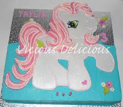 my little pony white