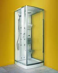 compact shower