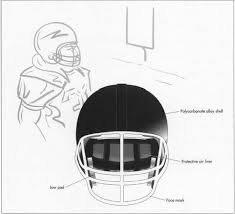 football helmets pictures