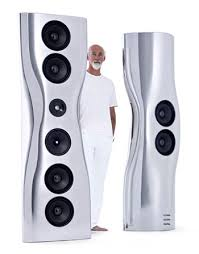 designer speakers