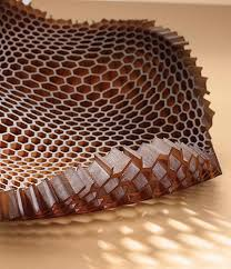 picture of honeycomb