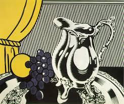 lichtenstein still life