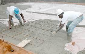 concrete rebars