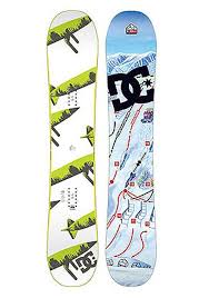 dc snowboards 2009
