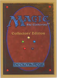 magic the gathering deckmaster