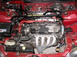 92 civic engine