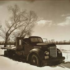 old truck photos