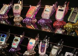bling bling phone