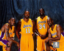 2004 lakers