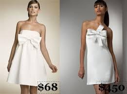 cocktail dresses white