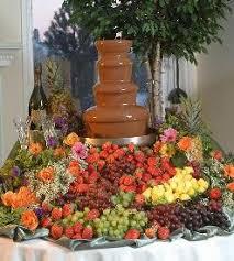 chocolate fountain dip