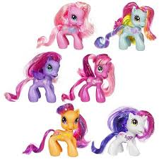my little ponies toys