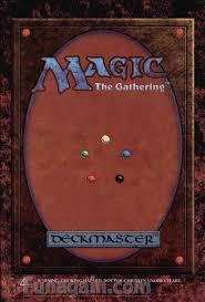 magic the gathering deckmaster