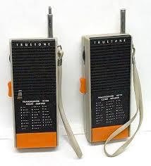 first walkie talkie