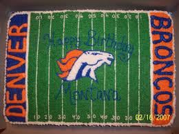 nfl birthday cakes