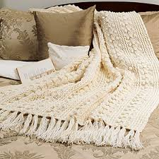 afghan crochet instructions