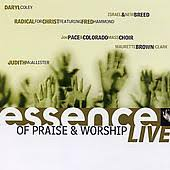 Various Artists - Essence Of Praise & Worship: Live!