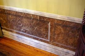 marble panels