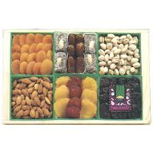 dried fruit and nut