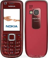 nokia 3120 classic red