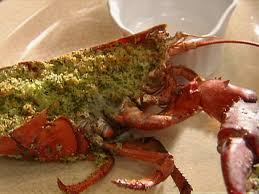 baked lobster
