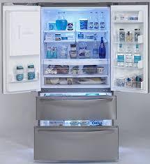 lg ice door