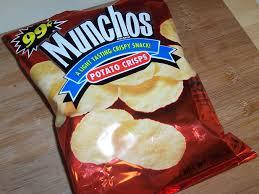 munchos potato chips